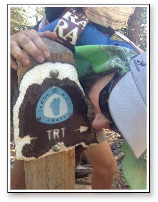 Tahoe Rim Trail Photos