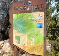 Arizona Trail Navigation