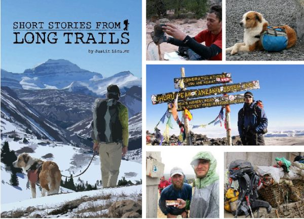 Short Stories From Long Trails
