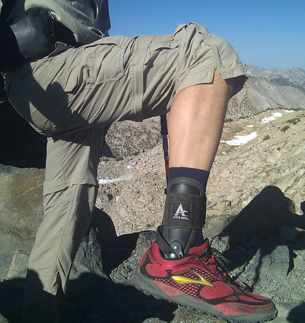 Hiker Ankle Excercises