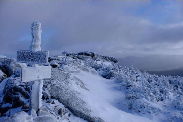 South Twin Mountain - Appalachian Trail, New Hampshire