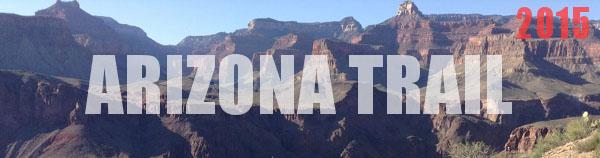 Arizona Trail Photos 2015