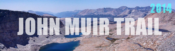 John Muir Trail Photos 2014