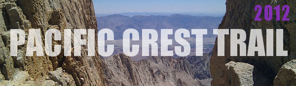 Pacific Crest Trail 2012