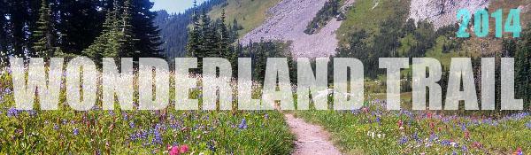 Wonderland Trail Photos 2014